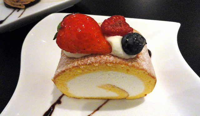 japan roll cake