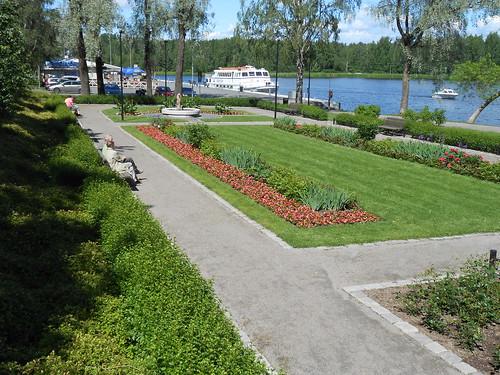 Ystävyydenpuisto, Hämeenlinna 15.6.2014
