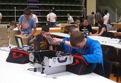 Олимпиада роботов в Казани