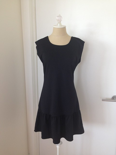 Old Navy Drop waist dress