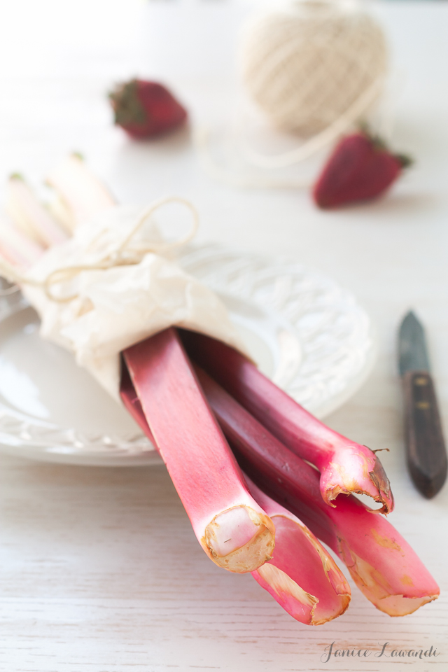 strawberry-rhubarb