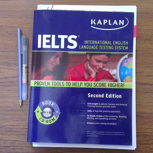 IELTS by Kaplan