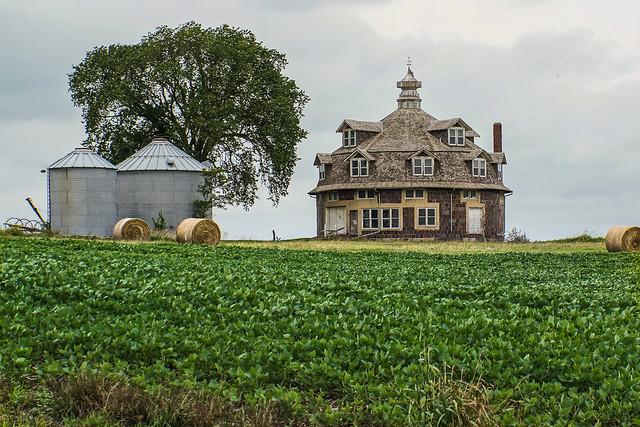 Wickfield Round Barn