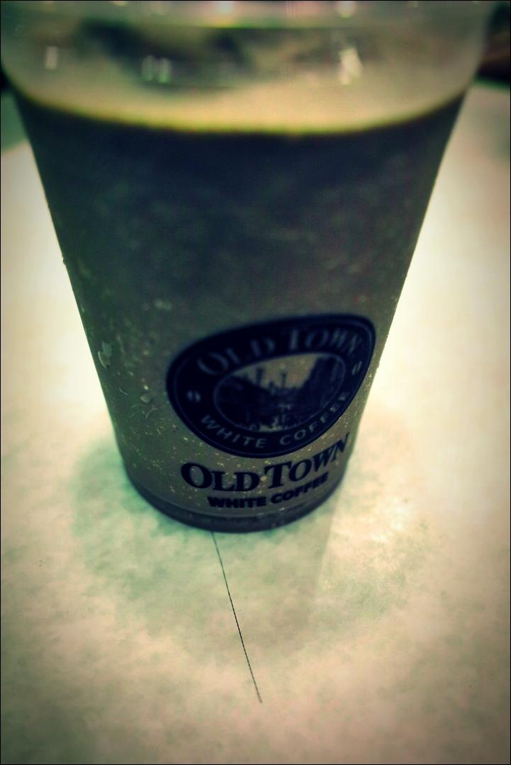 올드타운 화이트 커피-'코타키나발루 둘러보기 Sightseeing Kota Kinabalu '