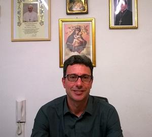 Noicattaro. Il parroco don Tino Lucariello