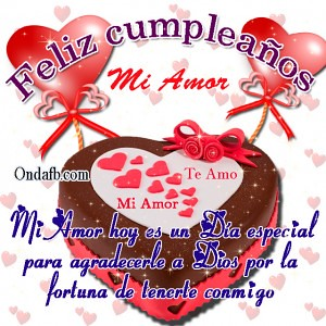 Frases De Cumpleanos Para Mi Amor De Mi Vida A Photo On Flickriver