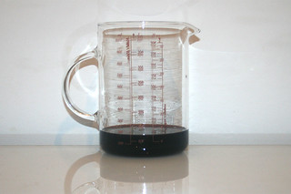 11 - Zutat trockener Rotwein / Ingredient dry red wine