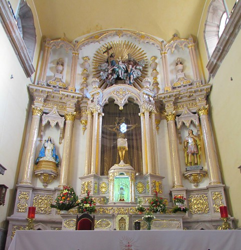 Plateros's shrine