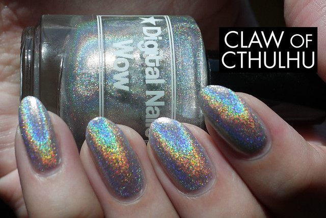 Digital Nails Wow Swatch