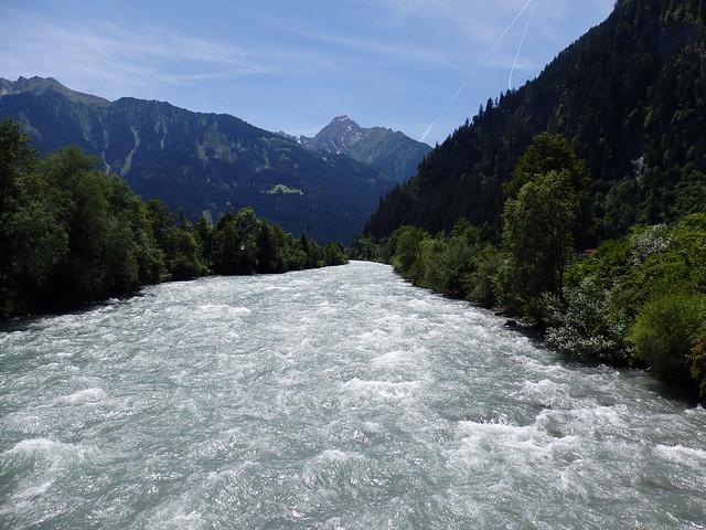 River Ziller Rapids