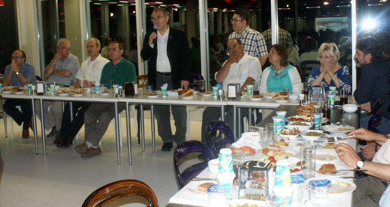 NPGRUP ailesi Üsküdar Üniversitesi iftarında buluştu