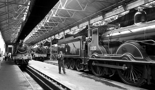 Engine shed, Didcot Railway Centre