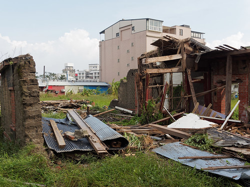 Typhoon Megi in Yilan, Taiwan (aftermath)