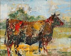 pixated cow: janice rockwell