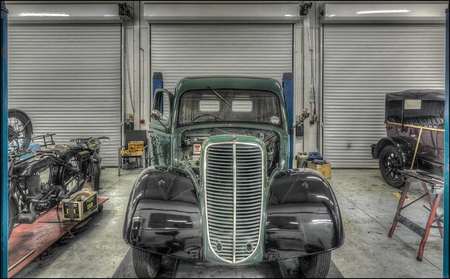 BCLM Garage 2