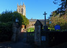 Kingston St Mary, Somerset, Church of the Blessed Virgin Mary.
