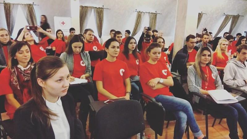 В Києві стартувала Шоста Молодіжна асамблея Товариства Червоного Хреста України.