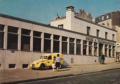 Postcard Gentilly (94 Val de Marne) La Poste 1974