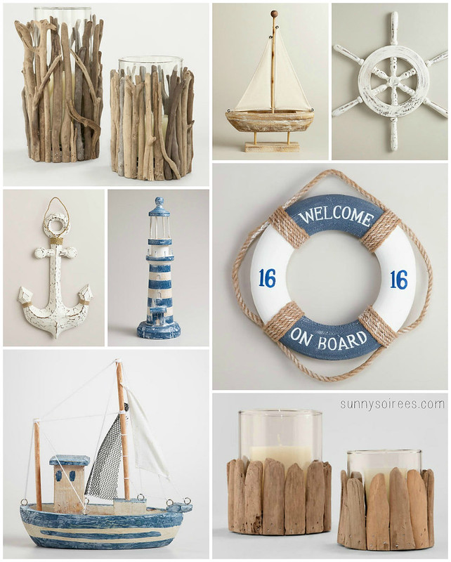 Beach House Decor Items: Diy Beach Bathroom Decor