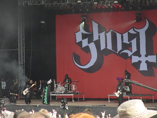 Download Festival 2013 - Ghost