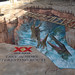 3d streetpainting Dos XX by Tracy Lee Stum
