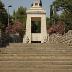 Spomenik Partizanu Borcu (The Monument to the Partisan Fighter)