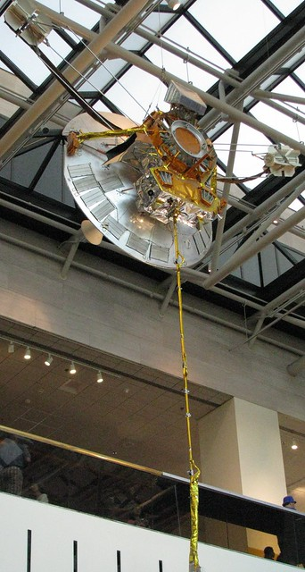 pioneer 6 spacecraft - photo #10