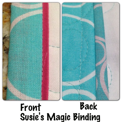Susie's Magic Binding