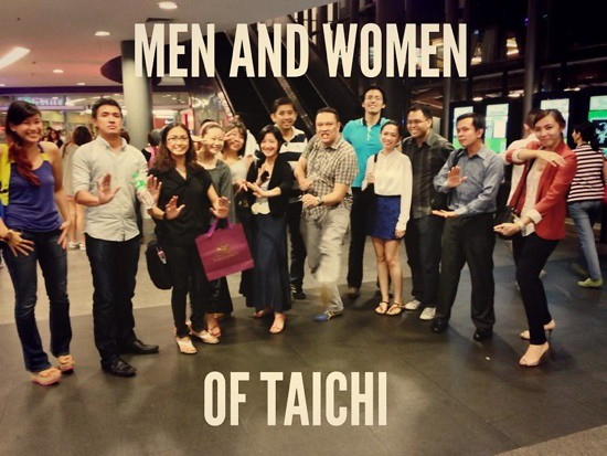 Man of Tai Chi Group