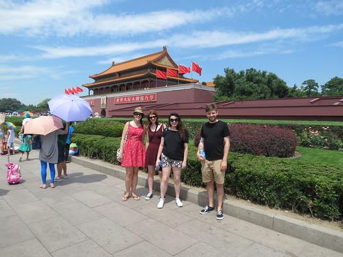 Tiananmen Gate Beijing