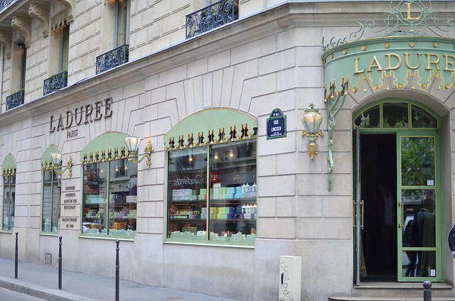 Laduree, as you do
