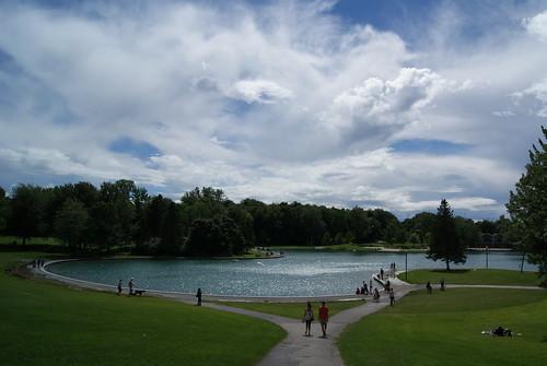 Beaver Lake - Lac aux Castors
