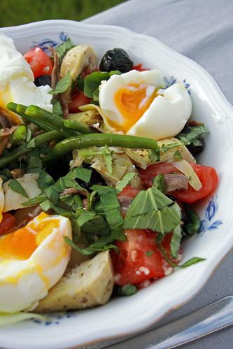 9444181093 00321bde3f Salade niçoise de Simon Hopkinson