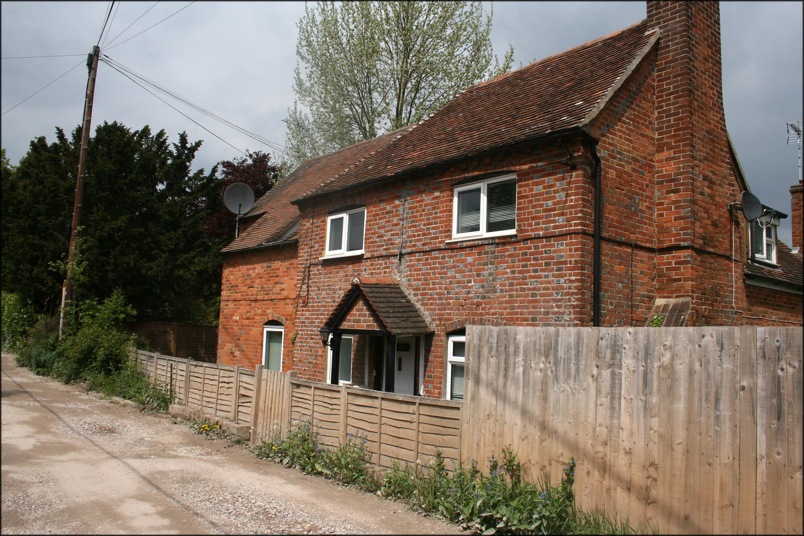 Cottage near Aldermaston
