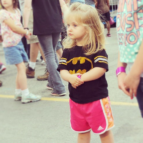 Patiently waiting her turn. @indystatefair