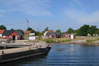 Inlängan, Karlskrona skärgård