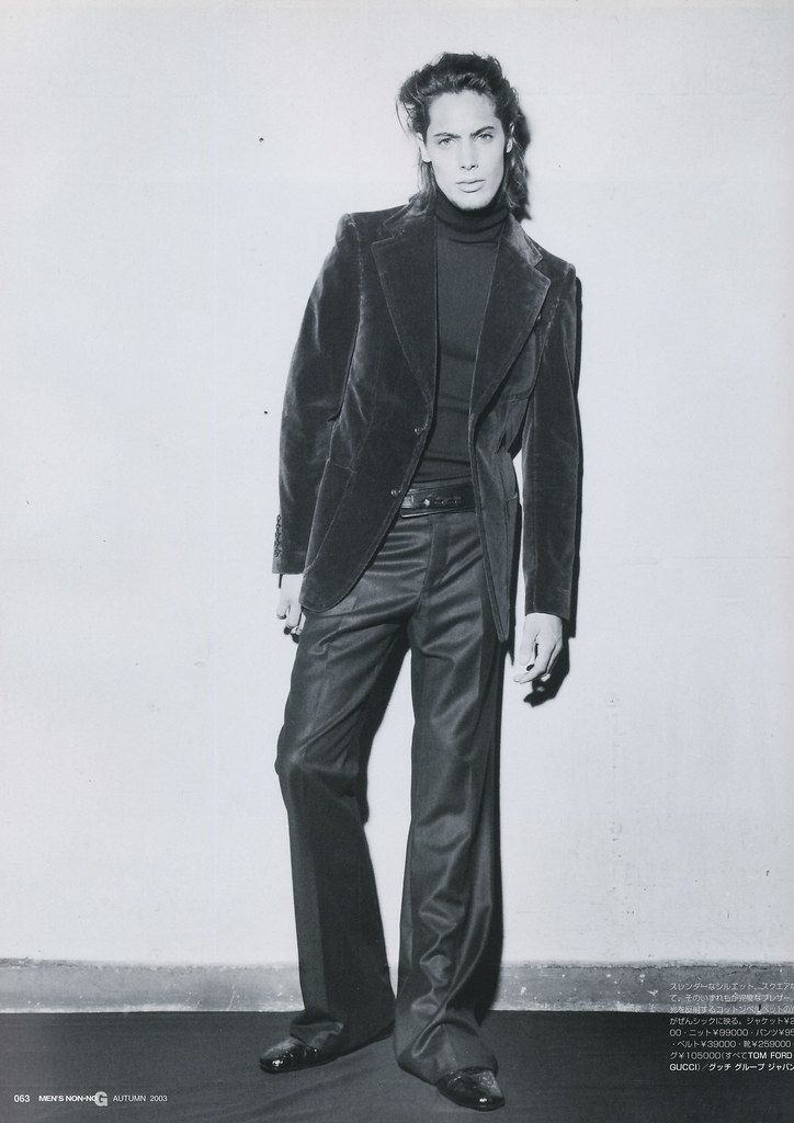 James Rousseau0084(MEN'S NON+NO G AUTUMN 2003)