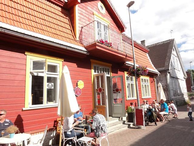 Mon restaurant préféré de Pärnu