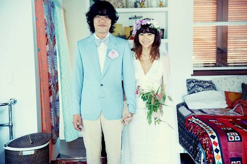 LEE HYORI WEDDING