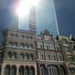 Small photo of Walkie Talkie blurred lens