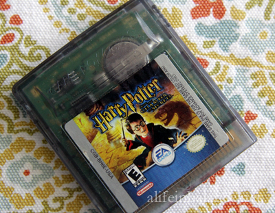 Used Video Game Review: Harry Potter and the Chamber of Secrets