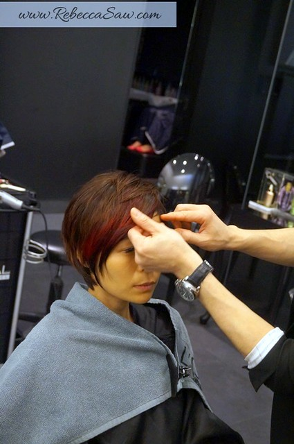 Hair makeover by Kevin Woo - Centro Hair Salon -002