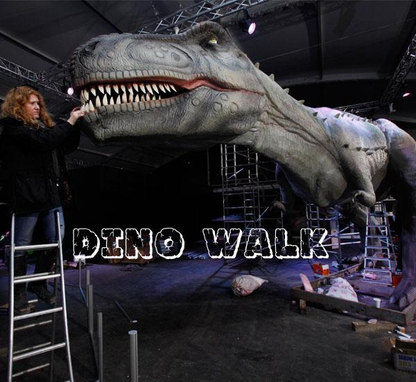 Custom Design Animatronic Tyrannosaurus Rex for sale