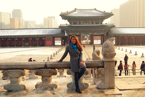 Solo Travel Seoul South Korea