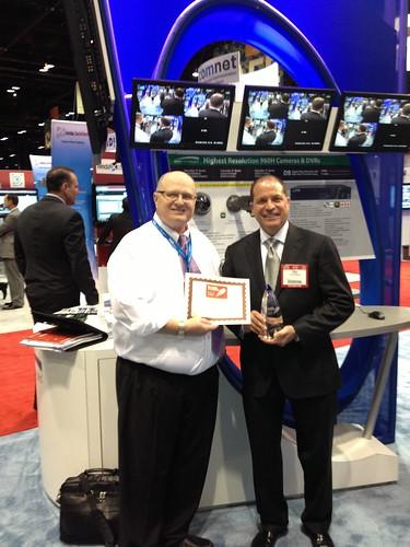 RCJ & Todd Keller, president of Speco Technologies