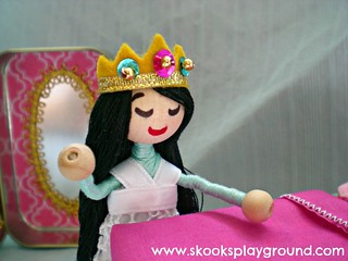 Princess in Crown