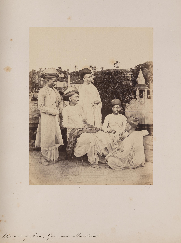 Banians of Surat, Gogo and Ahmedabad