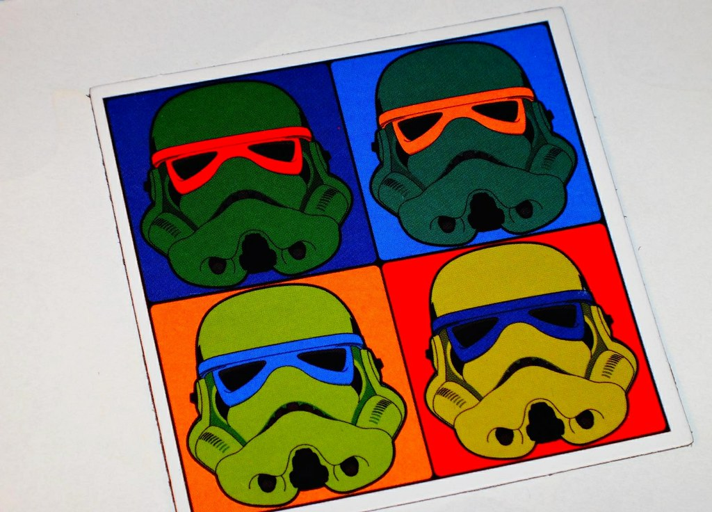 Loot Crate September 2013 Animate Star Wars TMNT magnet