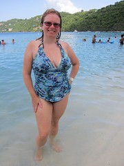 Sue In Magens Bay