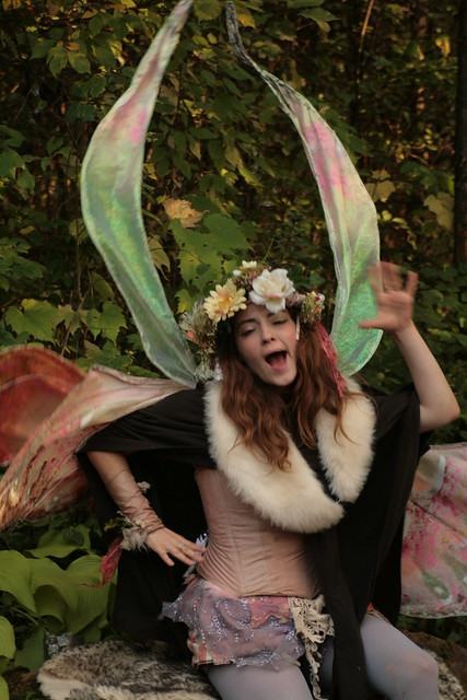 Flickr: The Real-Life Faeries / Real-Life Fairies Pool